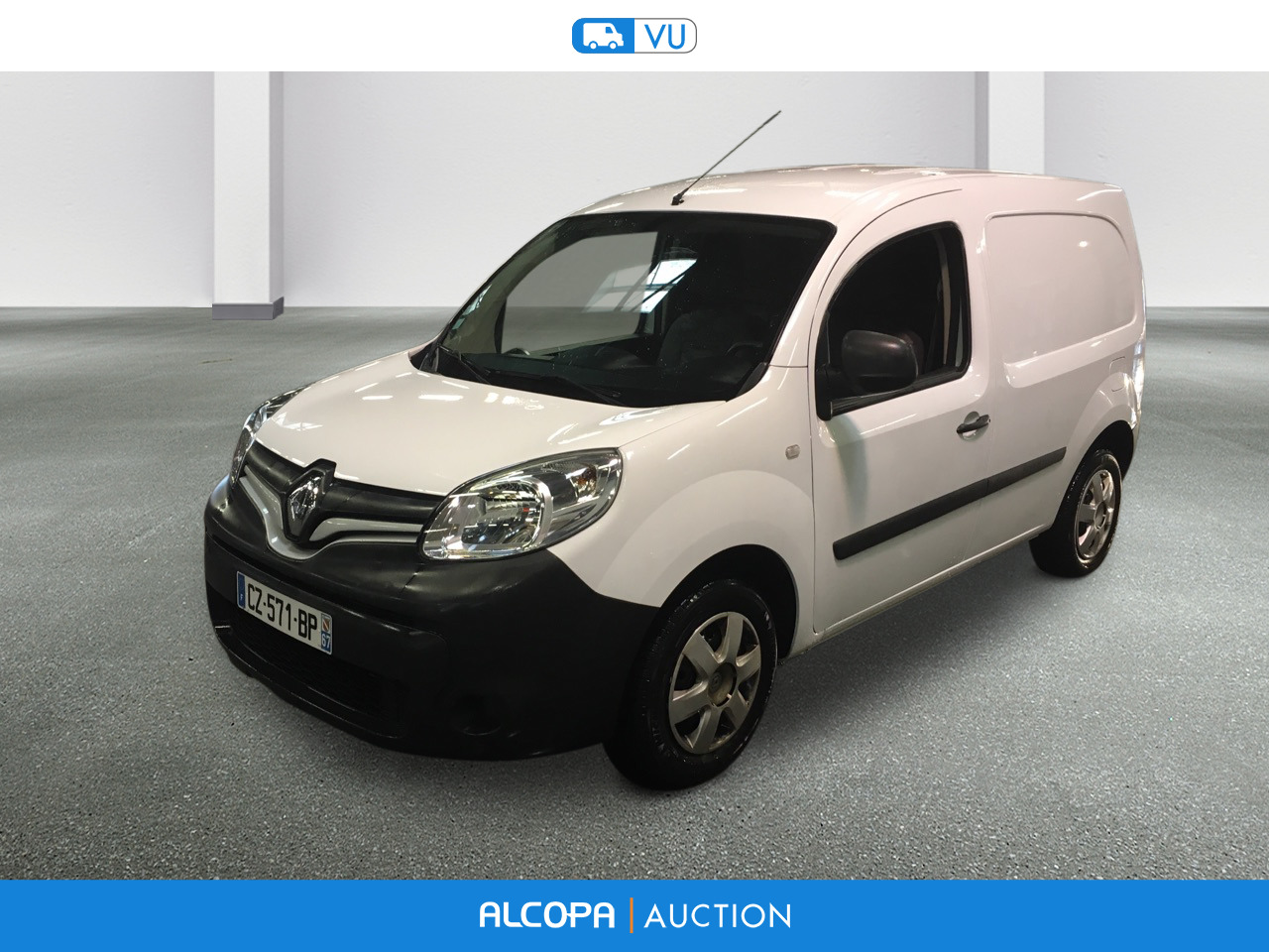 renault kangoo kangoo express 1 5 dci 90 grand confort nancy alcopa auction. Black Bedroom Furniture Sets. Home Design Ideas