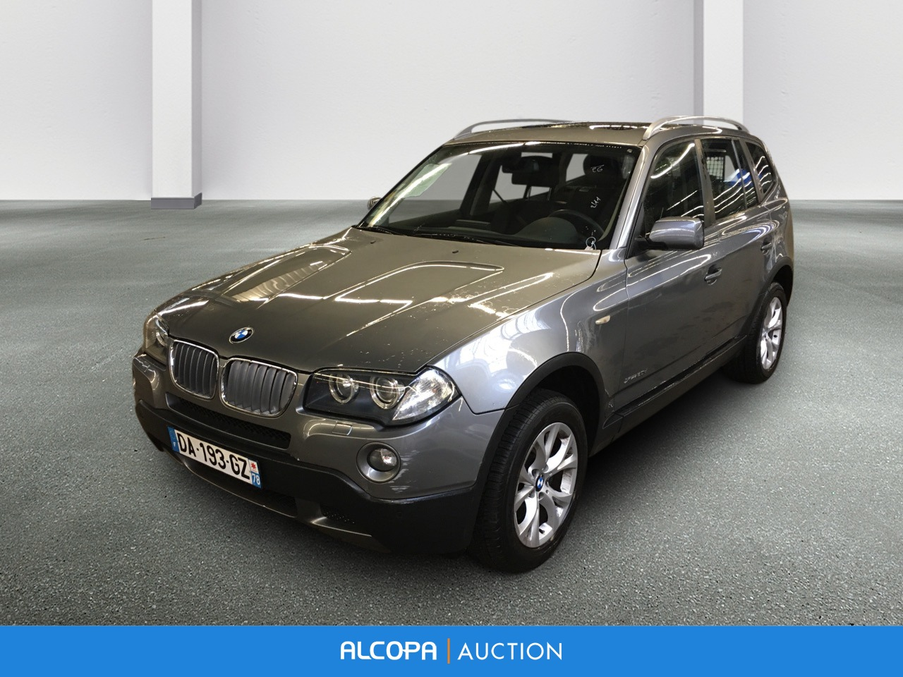 bmw x3 e83 lci x3 xdrive20d 177ch excellis alcopa auction. Black Bedroom Furniture Sets. Home Design Ideas