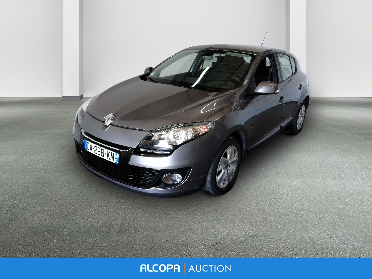 Renault Megane Iii Berline Business Megane Iii Dci 110 Fap