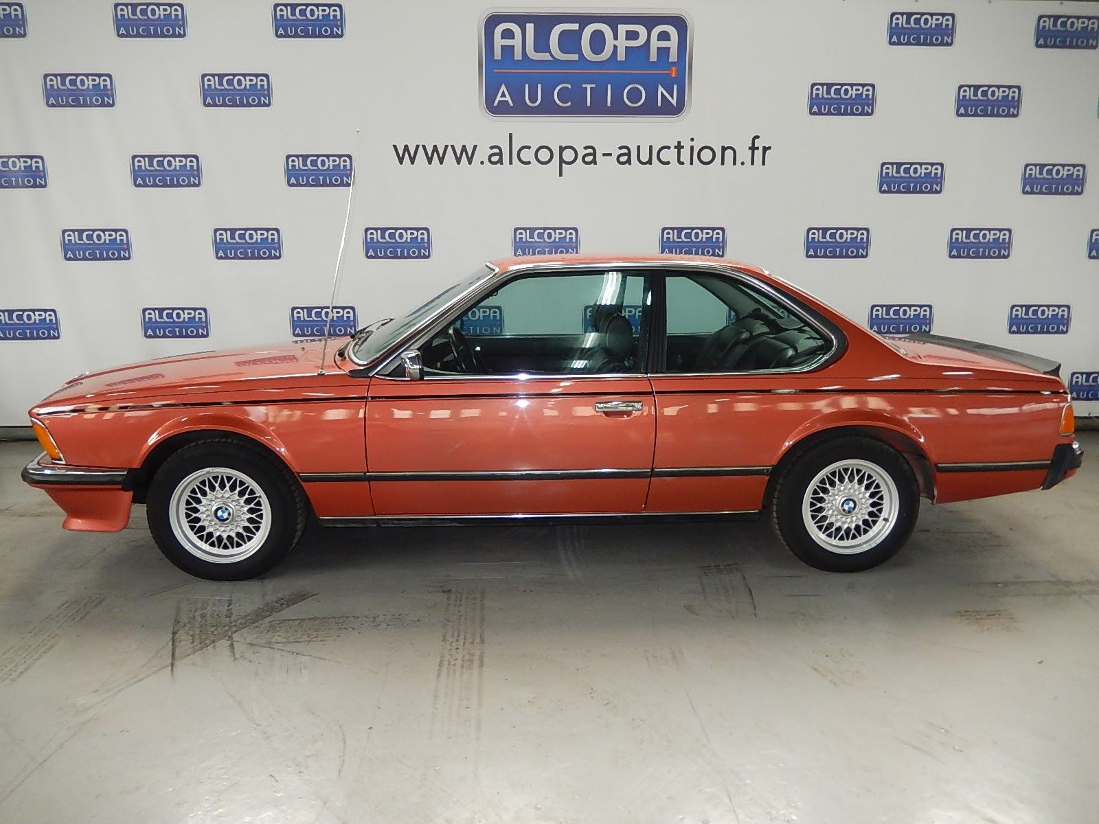 Bmw 635 Csi Alcopa Auction