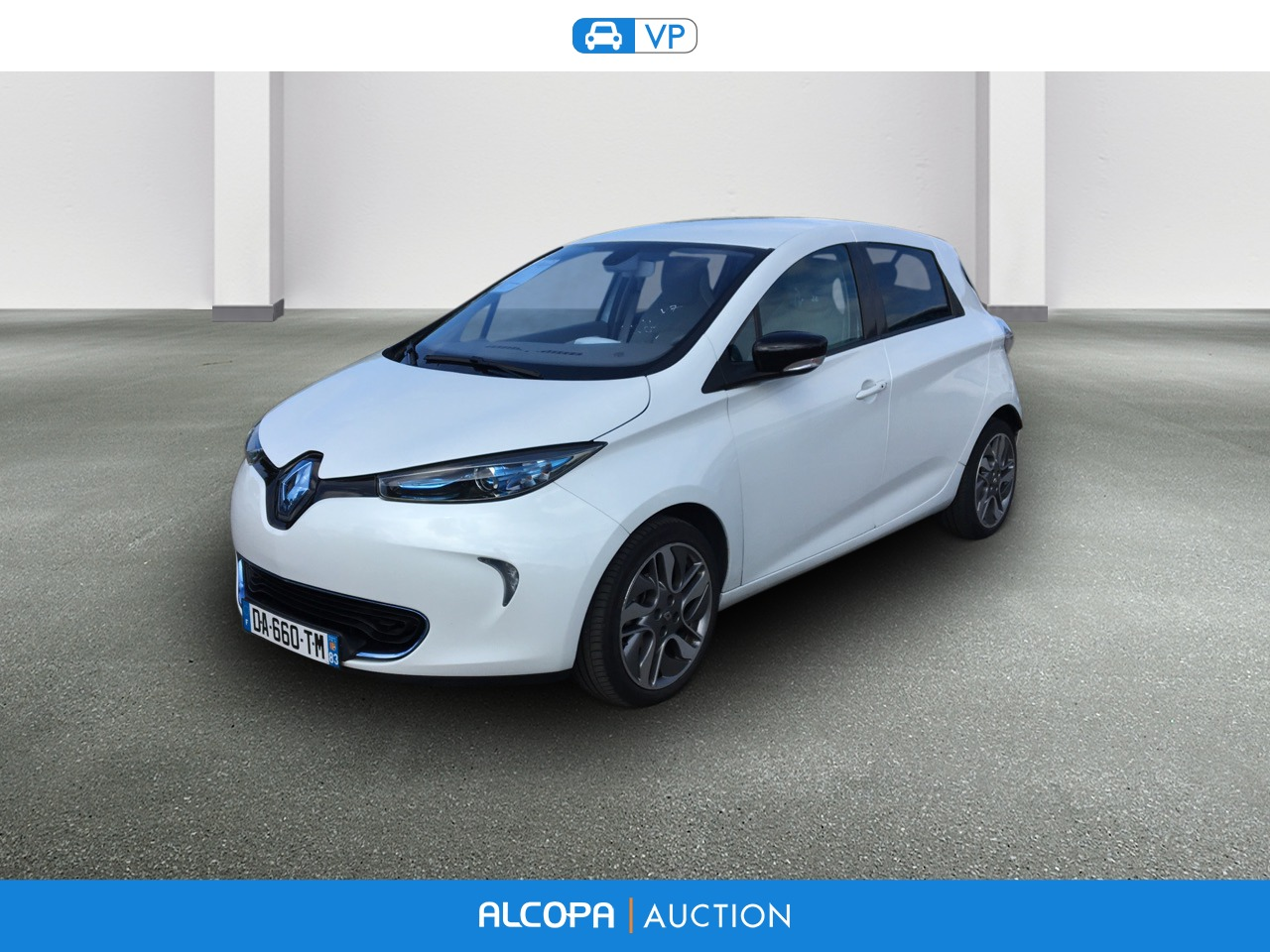 renault zoe zoe zen bva alcopa auction. Black Bedroom Furniture Sets. Home Design Ideas
