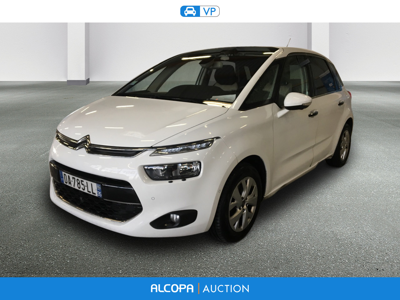 citroen c4 c4 picasso e hdi 115ch business etg6 alcopa auction. Black Bedroom Furniture Sets. Home Design Ideas