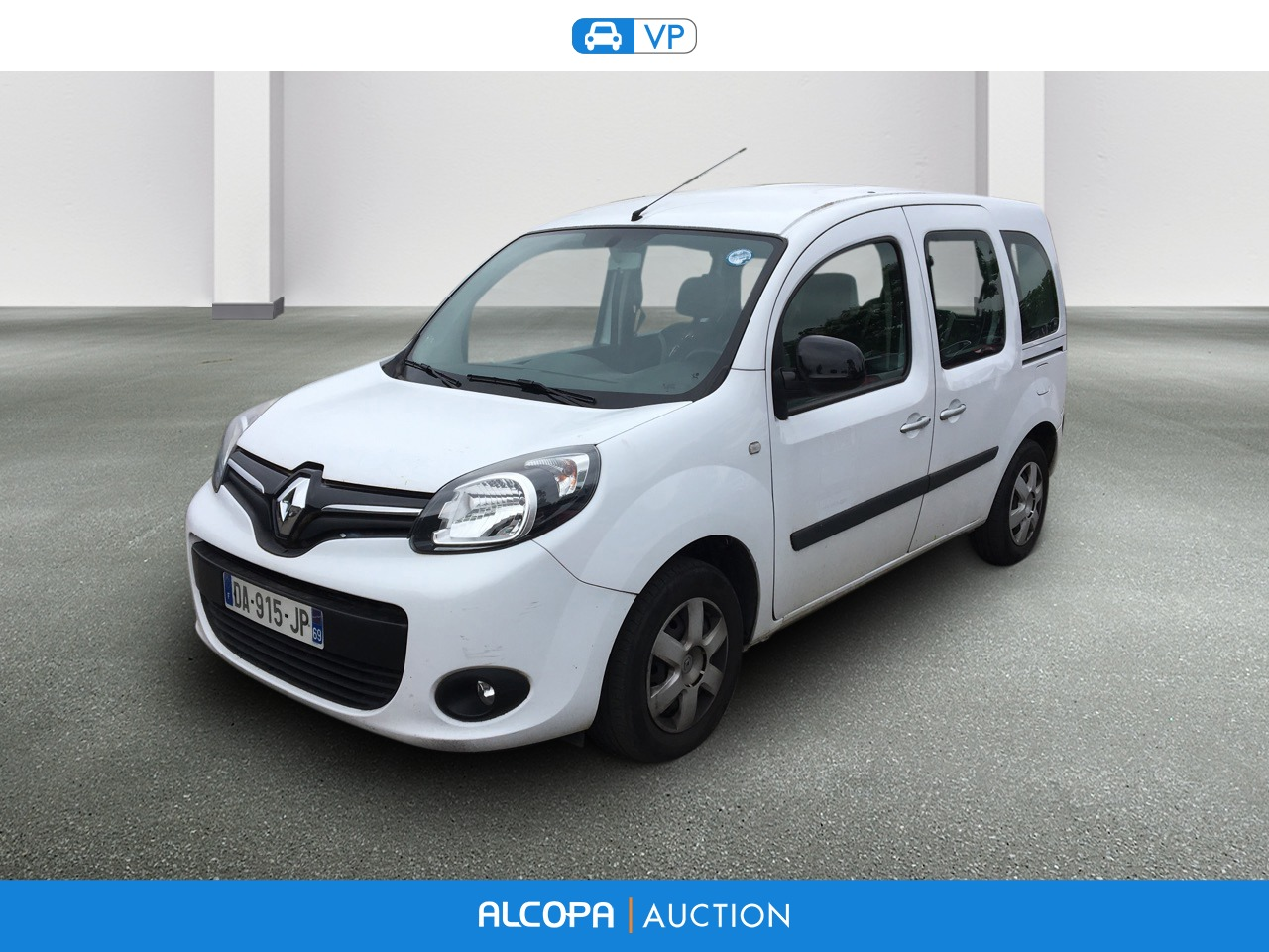 renault kangoo kangoo 1 5 dci 75 zen energy alcopa auction. Black Bedroom Furniture Sets. Home Design Ideas