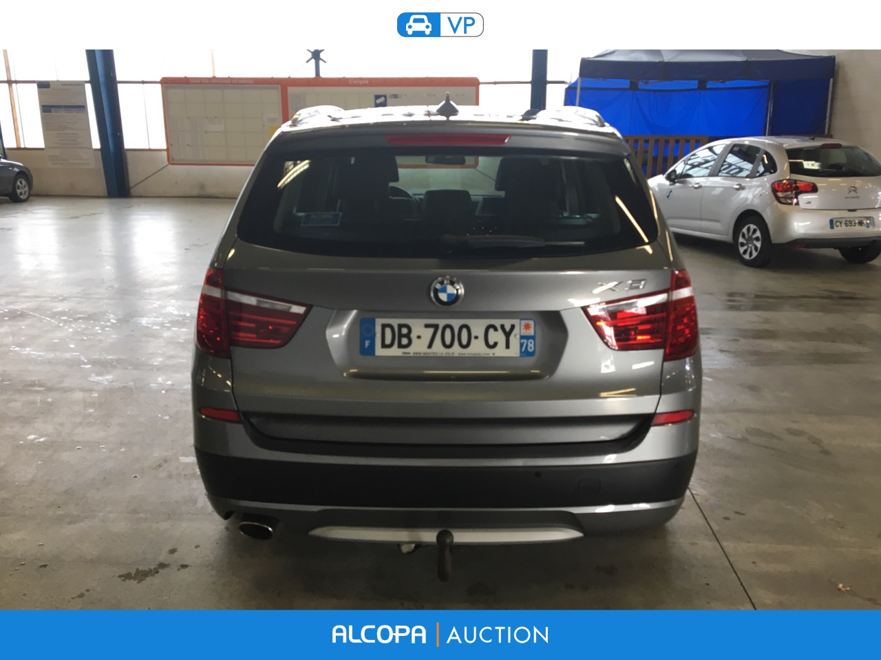 bmw x3 x3 xdrive20da 184ch excellis rennes alcopa auction. Black Bedroom Furniture Sets. Home Design Ideas