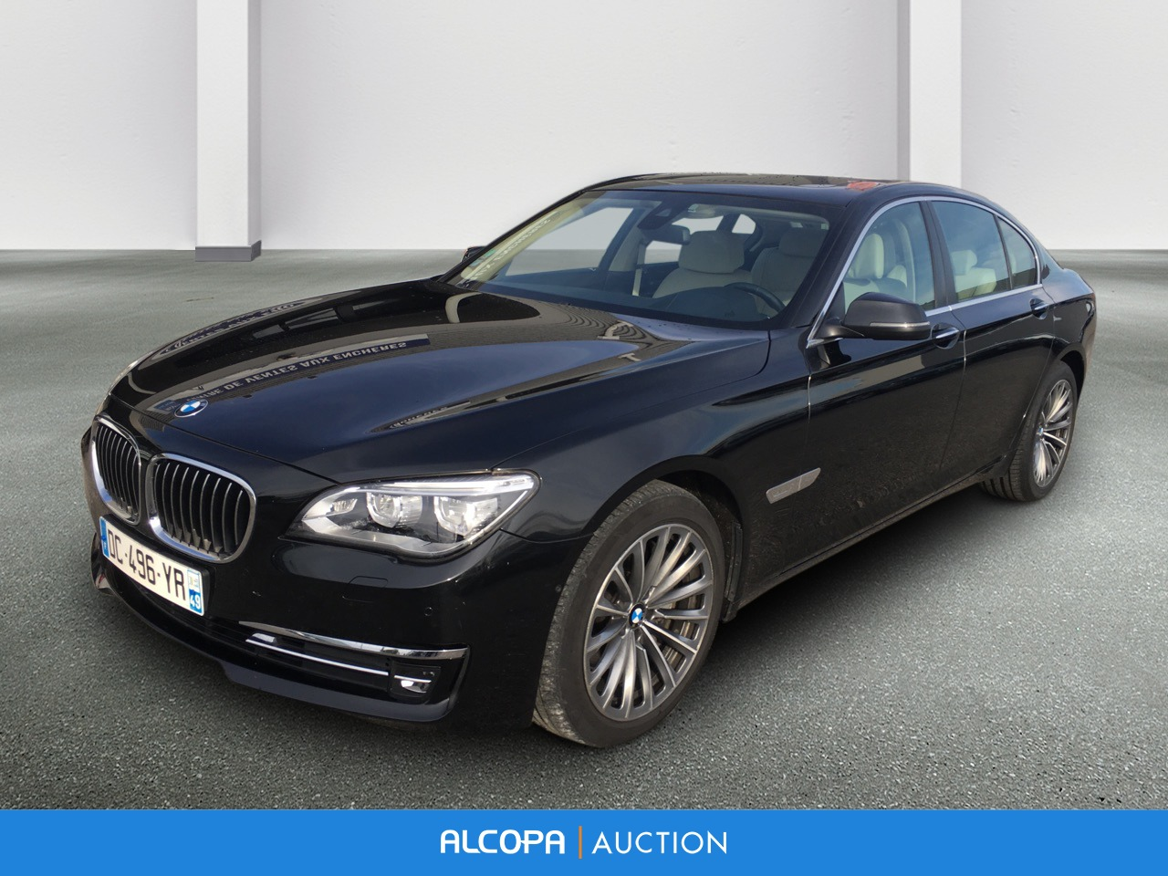 Bmw Serie 7 F01 Lci F02 Lci 730d Xdrive Exclusive A