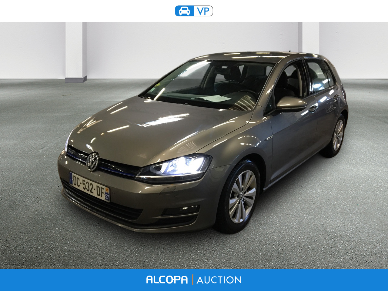 volkswagen golf 09 2012 02 2017 golf 1 6 tdi 110 bluemotion technology fap confortline. Black Bedroom Furniture Sets. Home Design Ideas
