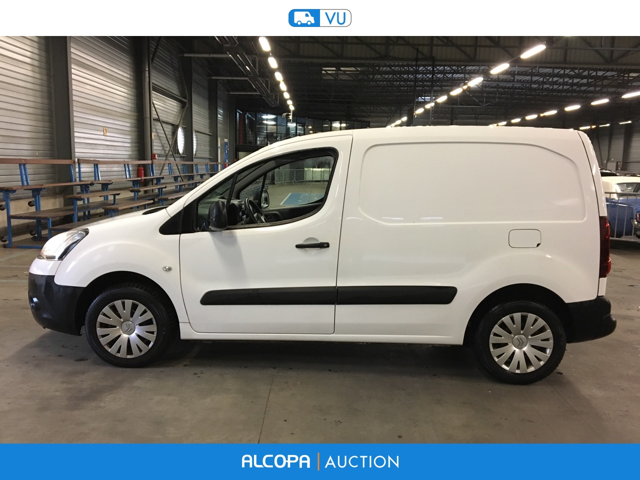 citroen berlingo berlingo 20 l1 hdi 75 business nancy alcopa auction. Black Bedroom Furniture Sets. Home Design Ideas