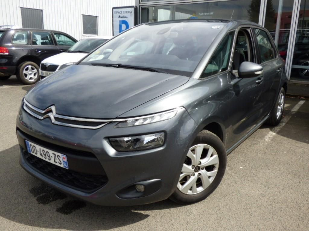 citroen c4 picasso business 04 2013 06 2016 c4 picasso e hdi 90 airdream business etg6. Black Bedroom Furniture Sets. Home Design Ideas