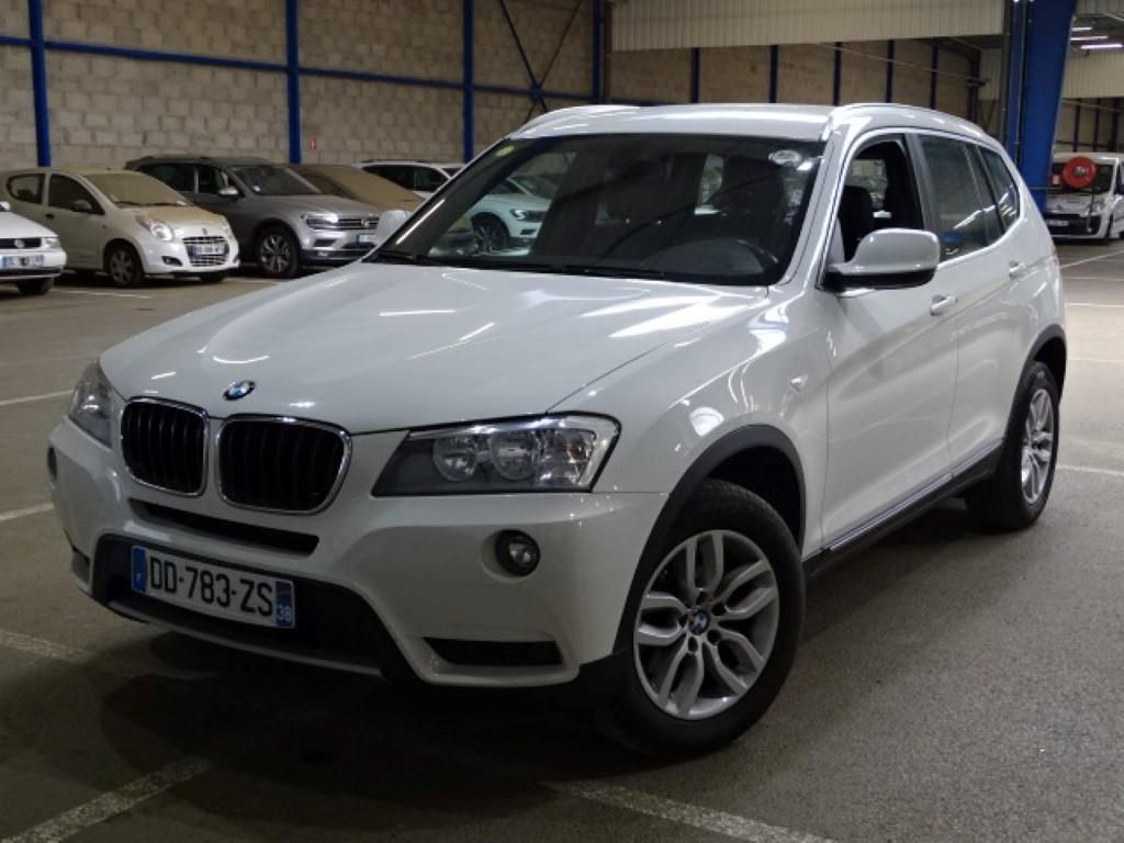 bmw x3 f25 x3 20d 184ch excellis alcopa auction. Black Bedroom Furniture Sets. Home Design Ideas