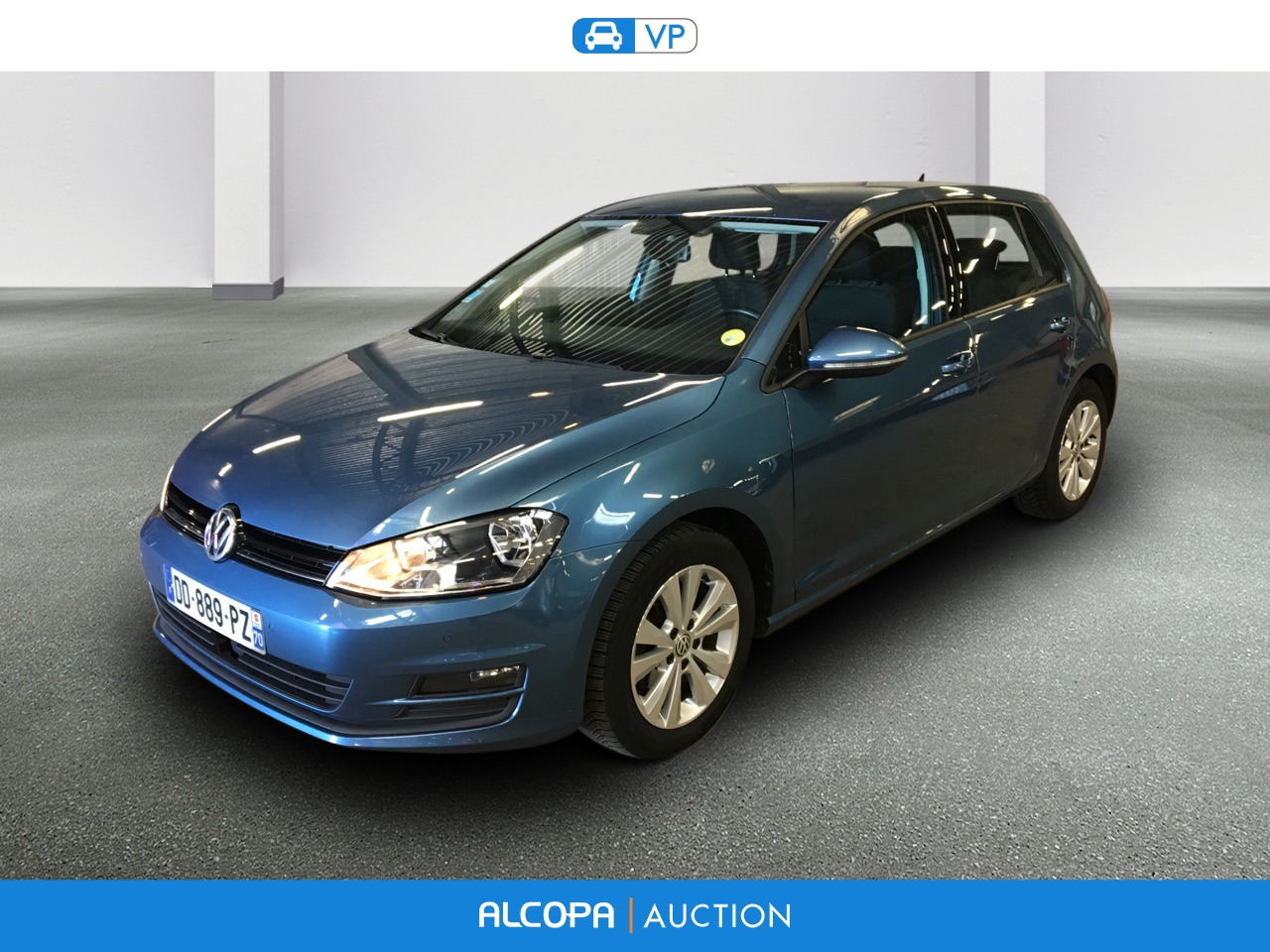volkswagen golf business golf 1 6 tdi 105 bluemotion technology fap confortline business dsg7. Black Bedroom Furniture Sets. Home Design Ideas