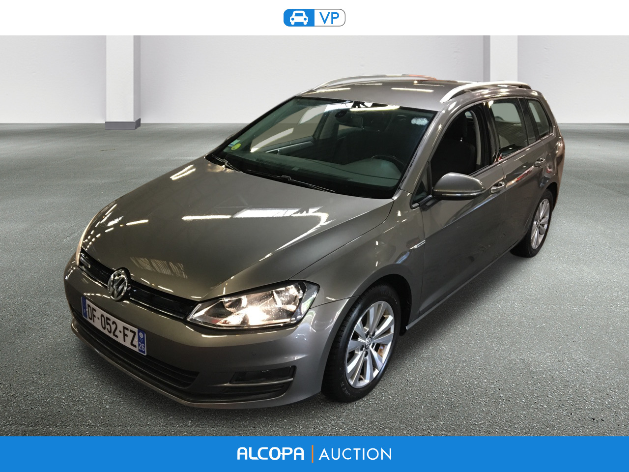 volkswagen golf golf 1 6 tdi 110ch bluemotion fap confortline business 5p nancy alcopa auction. Black Bedroom Furniture Sets. Home Design Ideas
