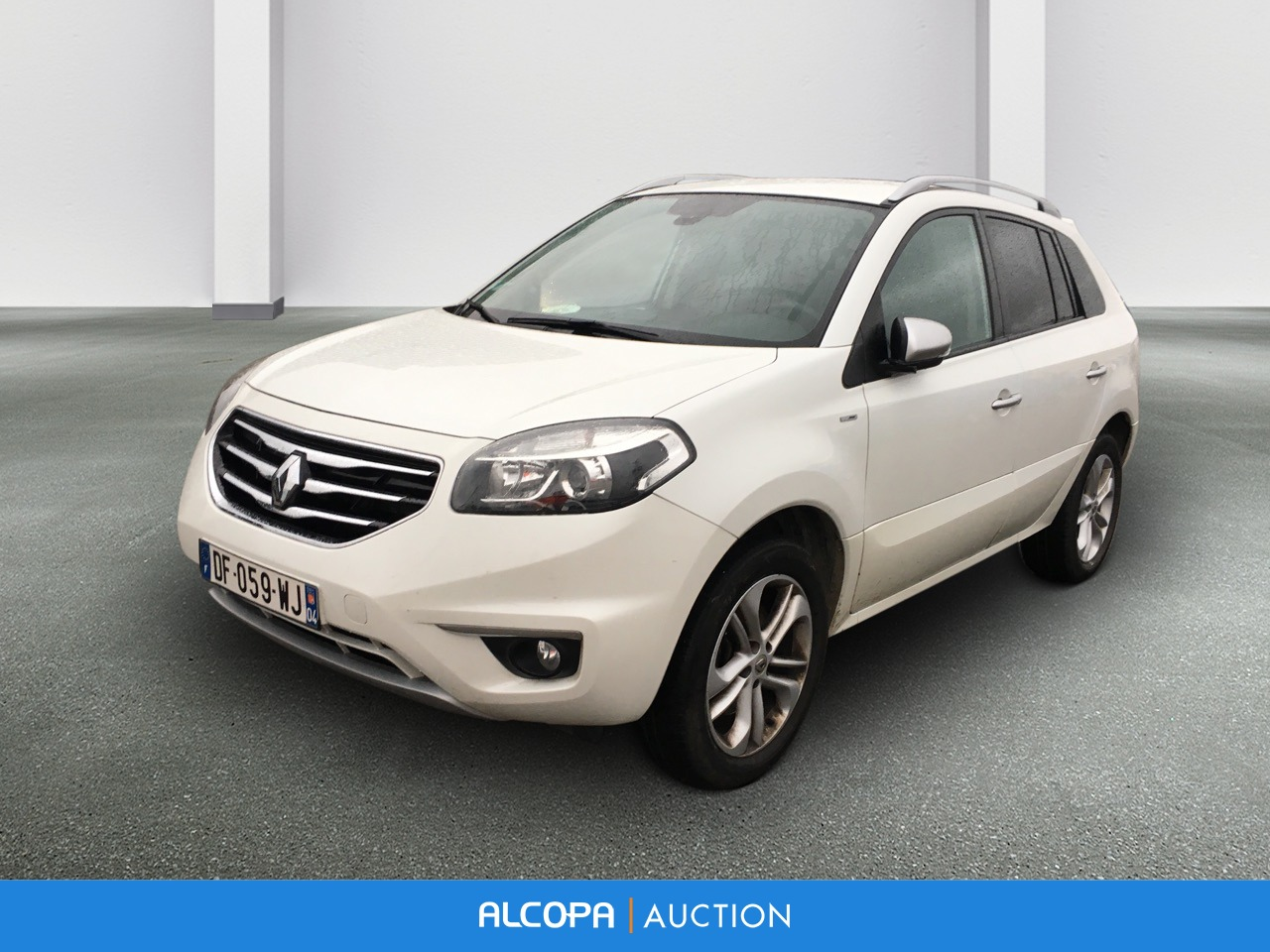 renault koleos koleos 2 0 dci 150 bose edition marseille alcopa auction. Black Bedroom Furniture Sets. Home Design Ideas