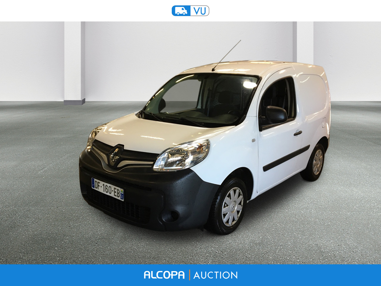 renault kangoo kangoo express 1 5 dci 90 energy compact grand confort alcopa auction. Black Bedroom Furniture Sets. Home Design Ideas