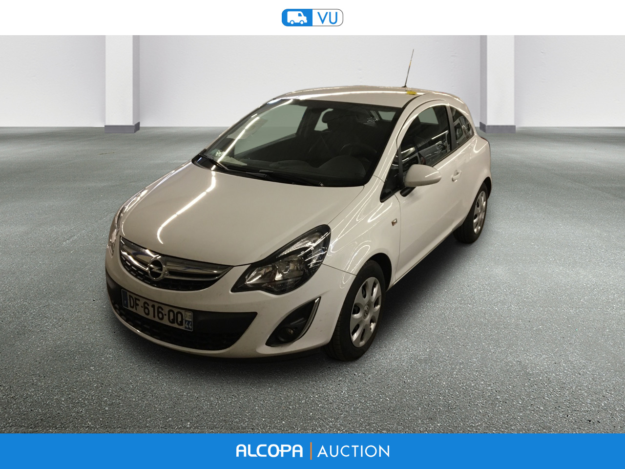 opel corsa corsa affaires 1 3 cdti 75 connect 3p alcopa auction. Black Bedroom Furniture Sets. Home Design Ideas