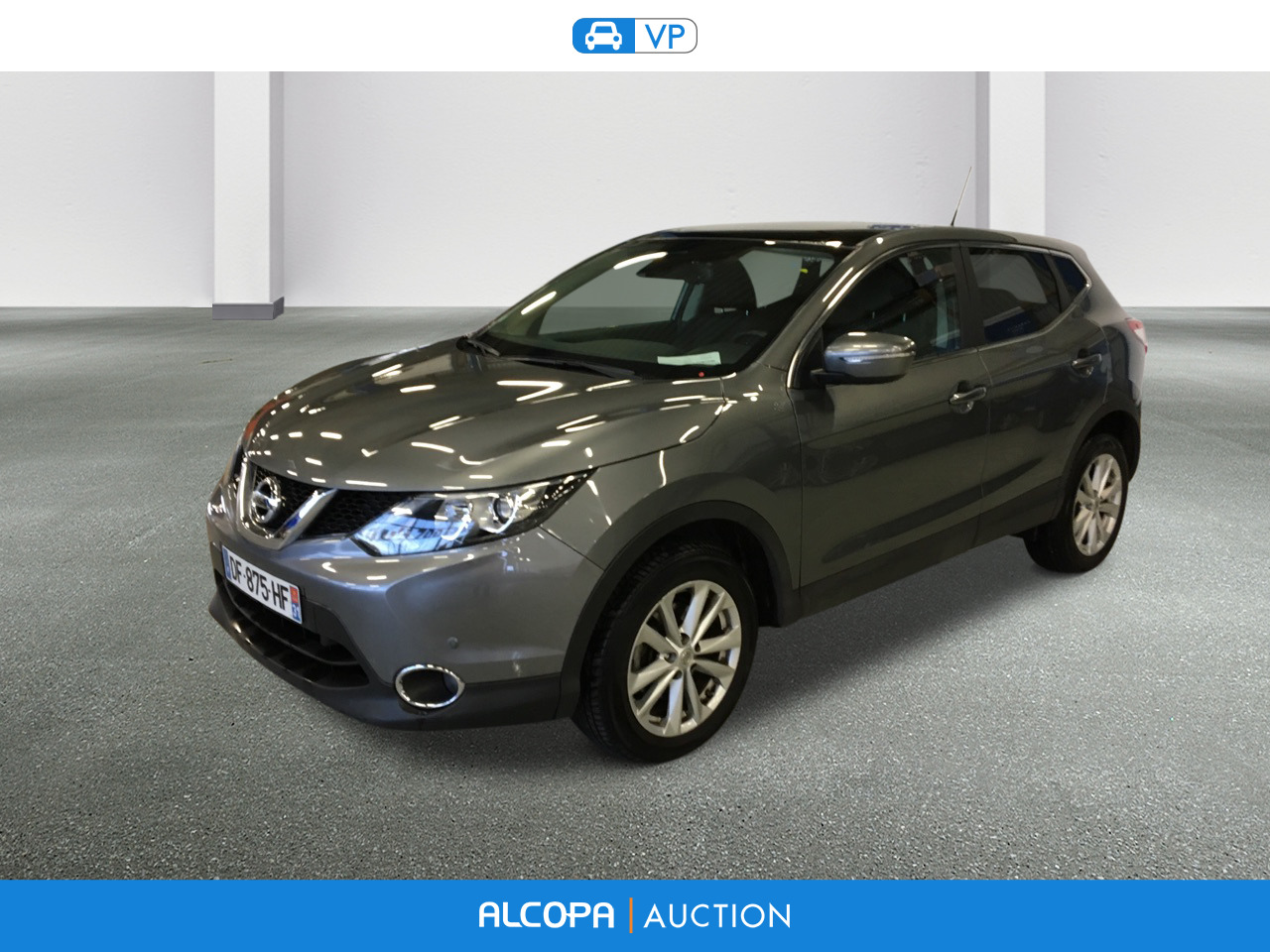 nissan qashqai qashqai 1 5 dci 110ch connect edition rennes alcopa auction. Black Bedroom Furniture Sets. Home Design Ideas