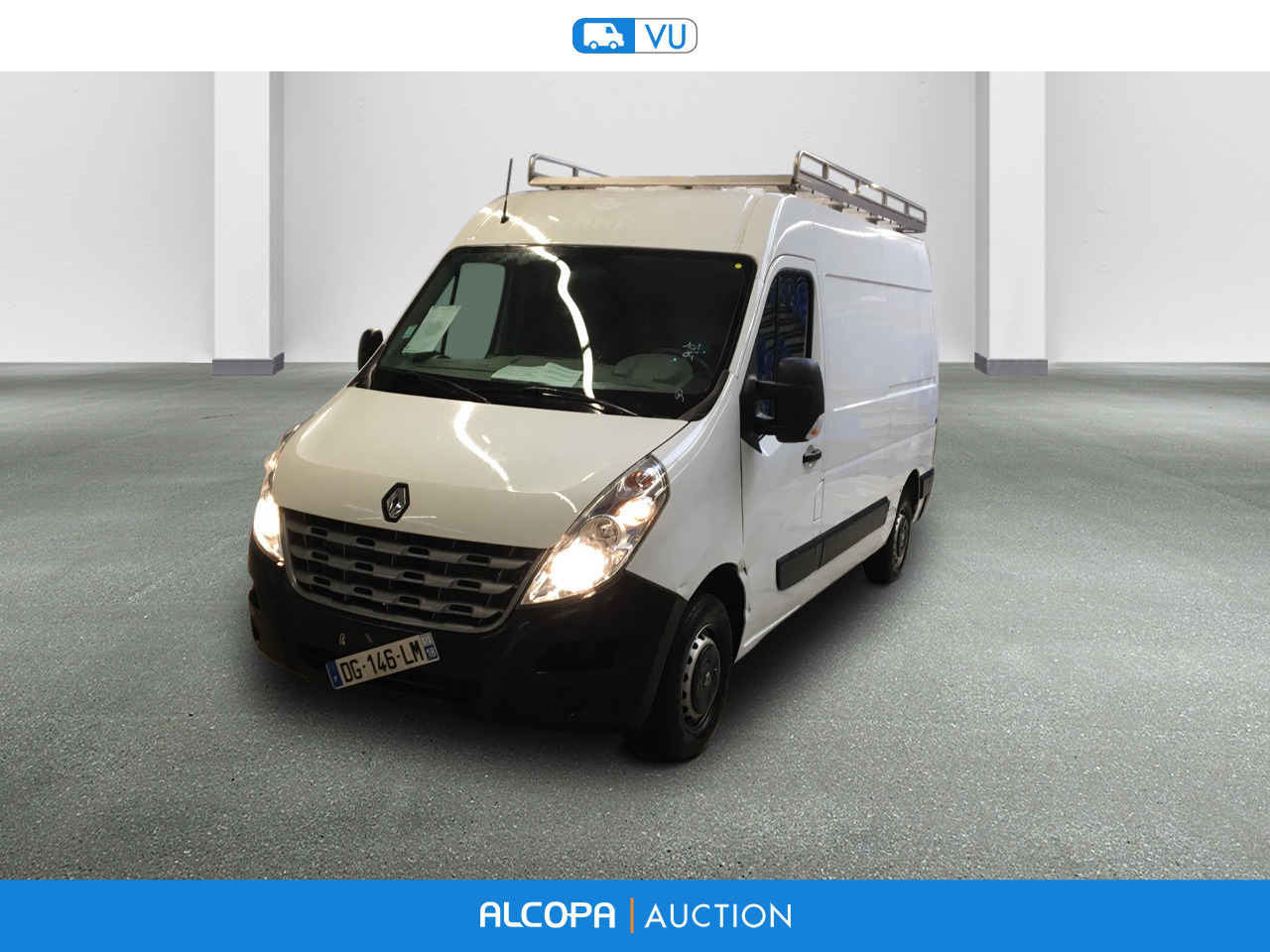 renault master master fg f3300 l2h2 dci 100 grand confort beauvais alcopa auction. Black Bedroom Furniture Sets. Home Design Ideas