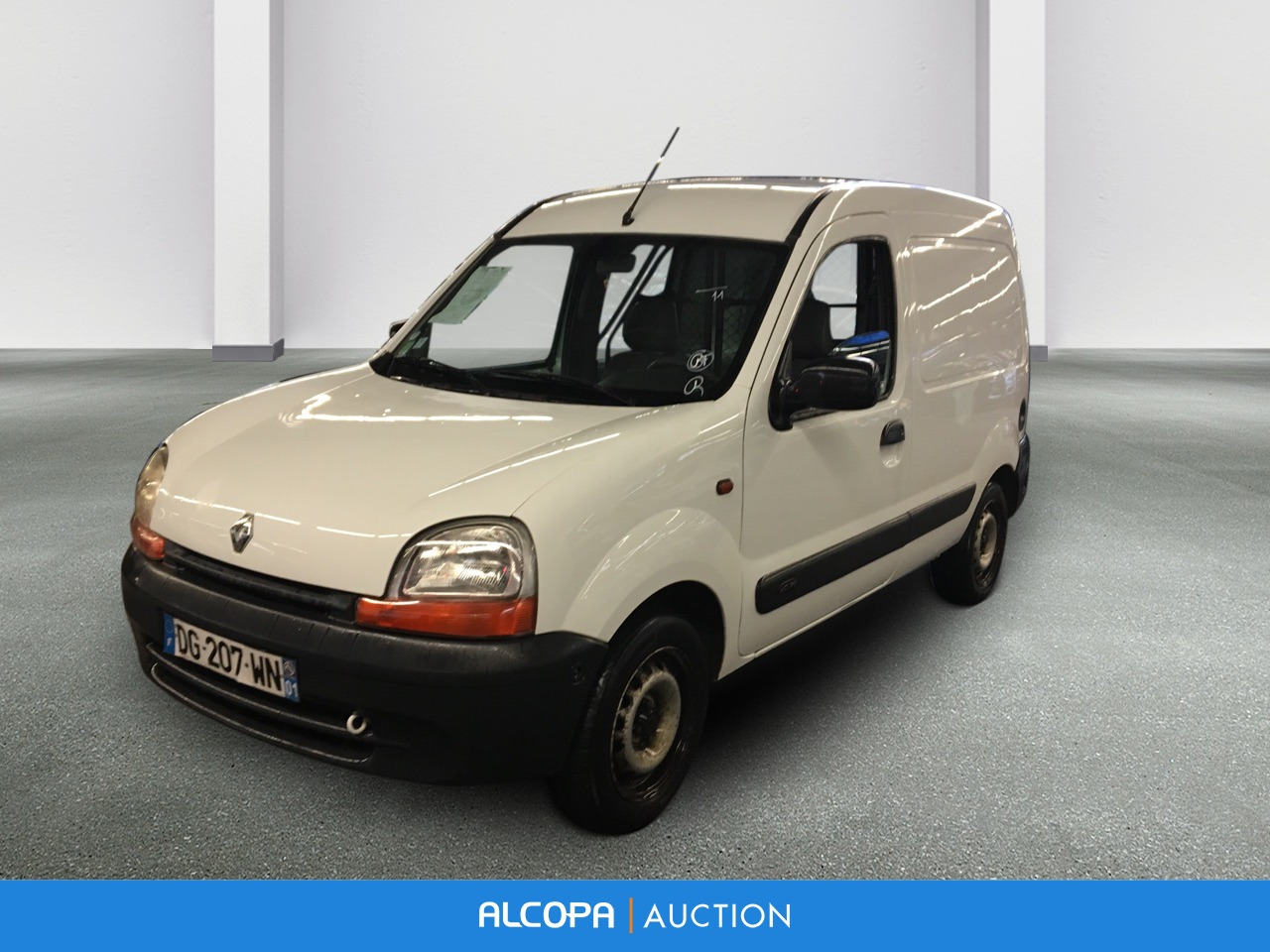 renault kangoo express kangoo express 1 5 dci 70 confort alcopa auction. Black Bedroom Furniture Sets. Home Design Ideas