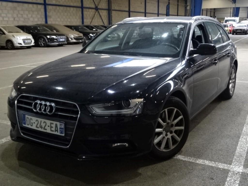 audi a4 avant business 10 2011 09 2015 a4 avant 2 0 tdi 177 business line alcopa auction. Black Bedroom Furniture Sets. Home Design Ideas