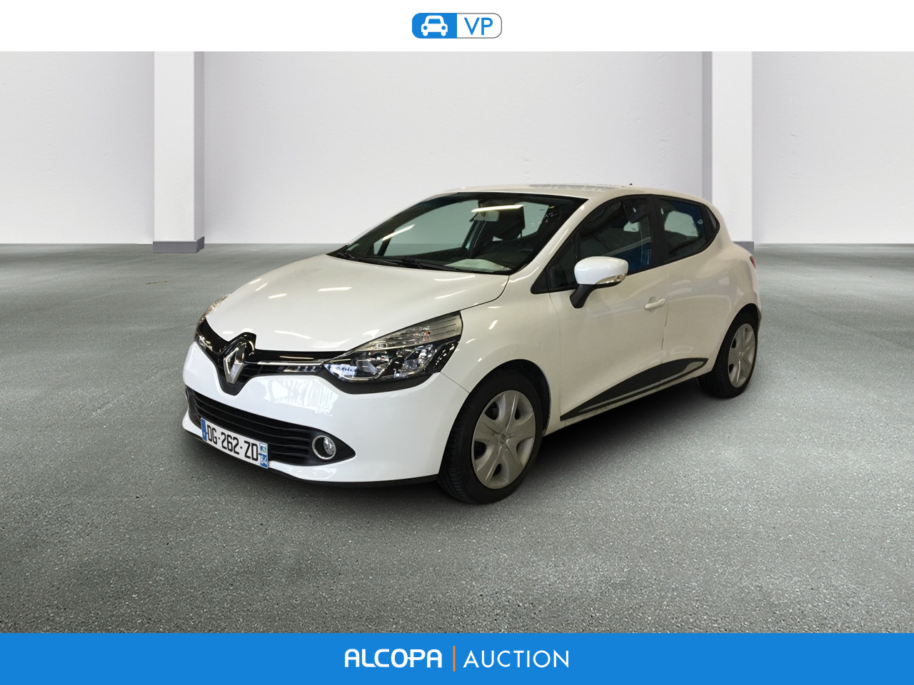 renault clio clio 1 5 dci 75 business eco 5p rennes alcopa auction. Black Bedroom Furniture Sets. Home Design Ideas