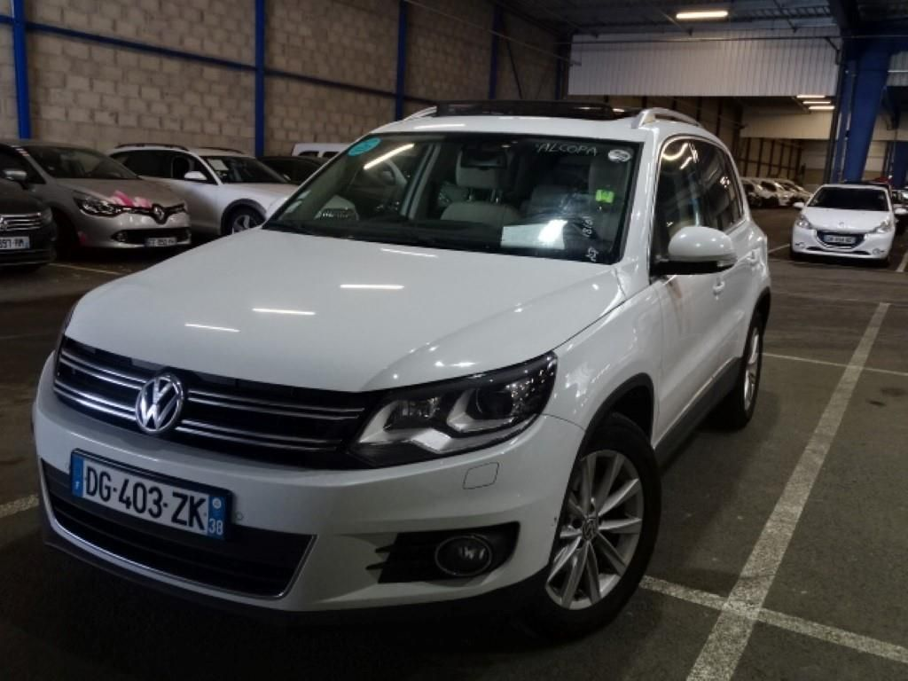 volkswagen tiguan tiguan 2 0 tdi 110 fap bluemotion technology carat alcopa auction. Black Bedroom Furniture Sets. Home Design Ideas