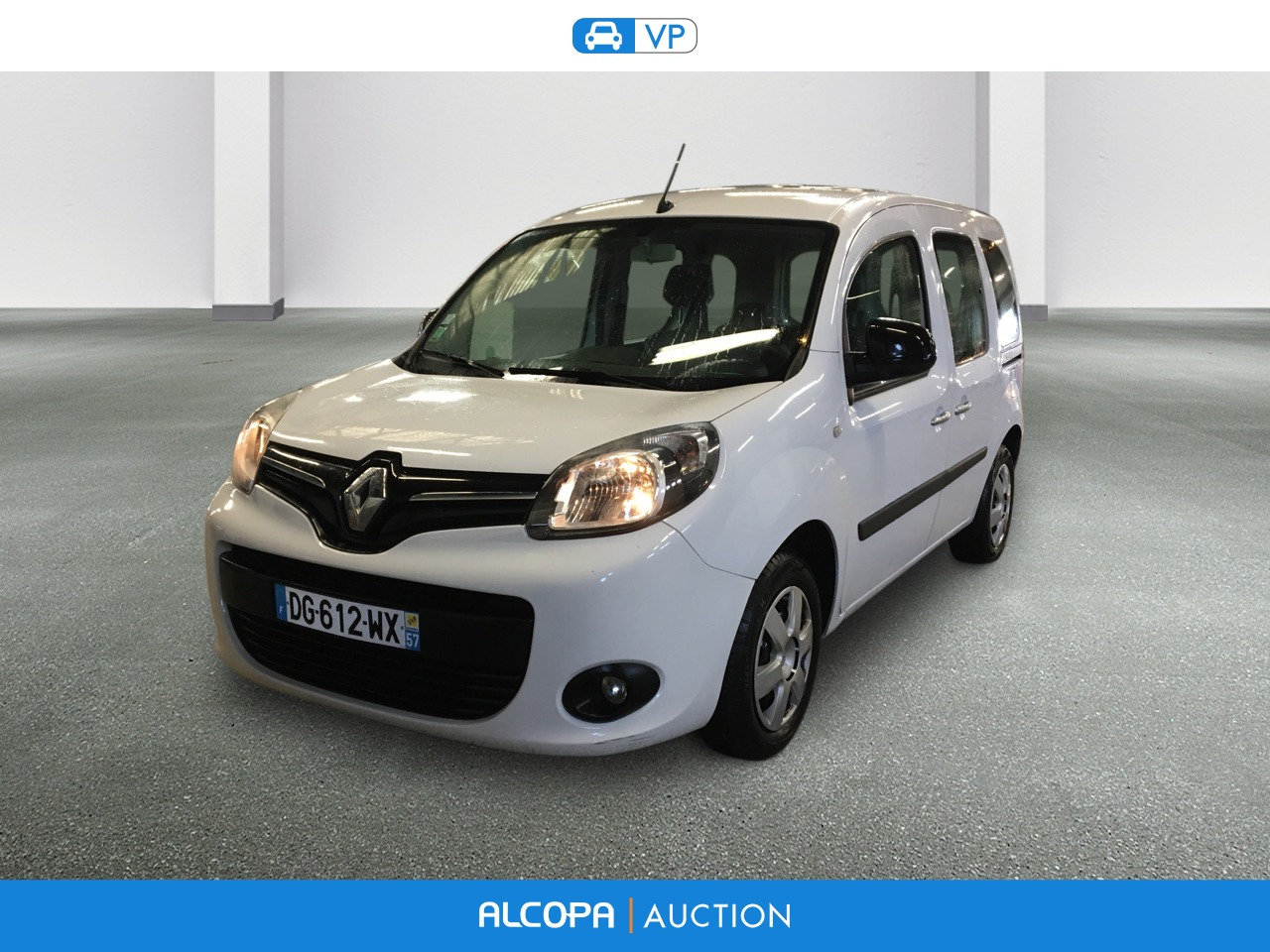 renault kangoo 02 2013 kangoo 1 5 dci 75 zen energy alcopa auction. Black Bedroom Furniture Sets. Home Design Ideas