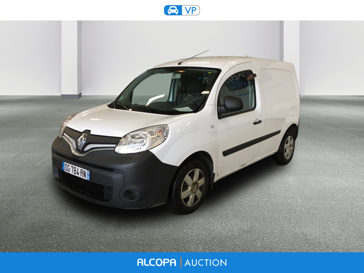 renault kangoo kangoo express 1 5 dci 90 confort alcopa auction. Black Bedroom Furniture Sets. Home Design Ideas