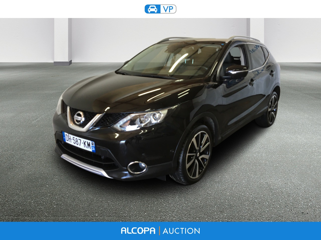 nissan qashqai 11 2013 04 2016 qashqai 1 6 dci 130 stop start tekna alcopa auction. Black Bedroom Furniture Sets. Home Design Ideas