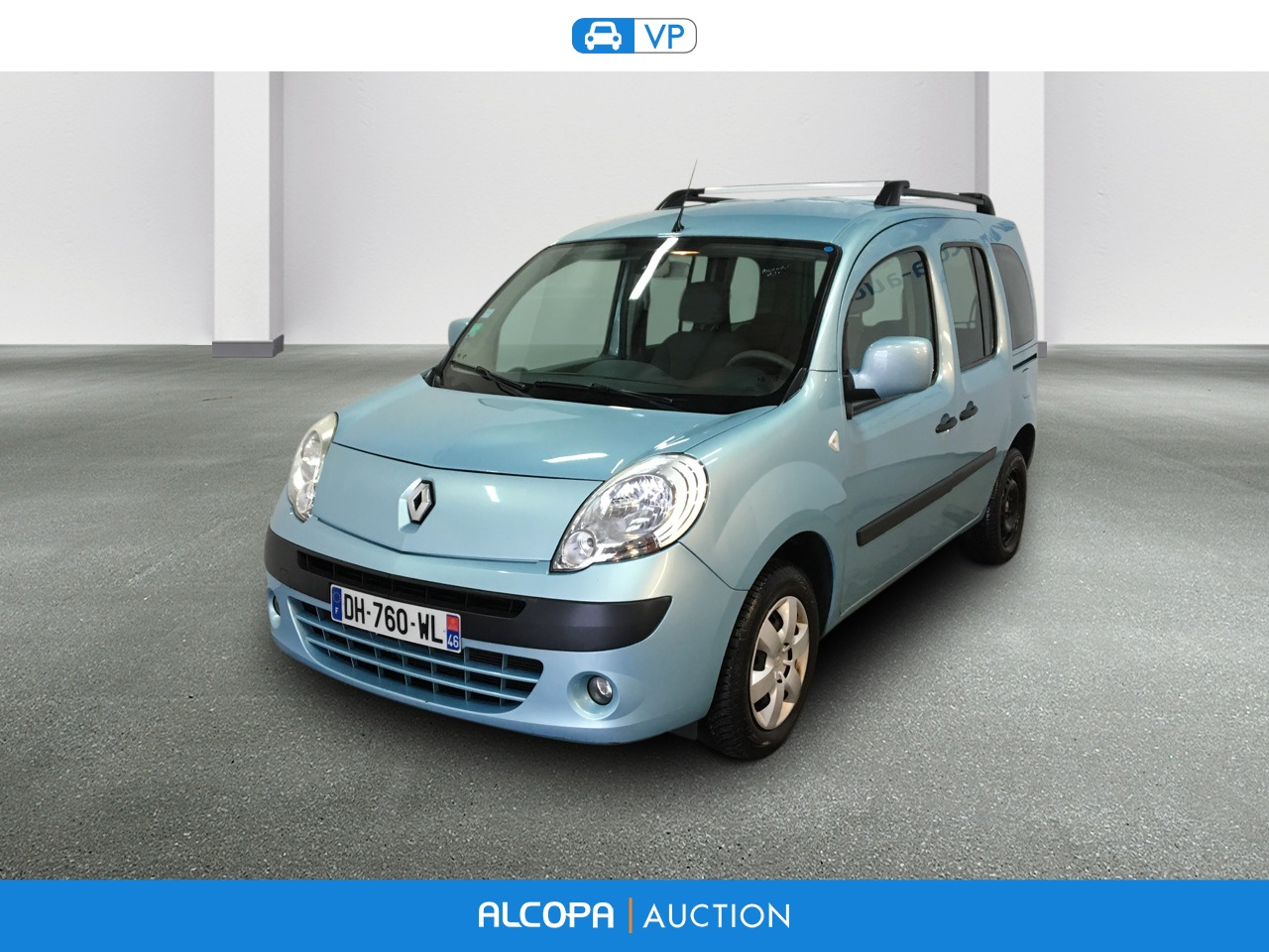 renault kangoo 12 2007 03 2013 kangoo 1 5 dci 85 eco2 expression alcopa auction. Black Bedroom Furniture Sets. Home Design Ideas