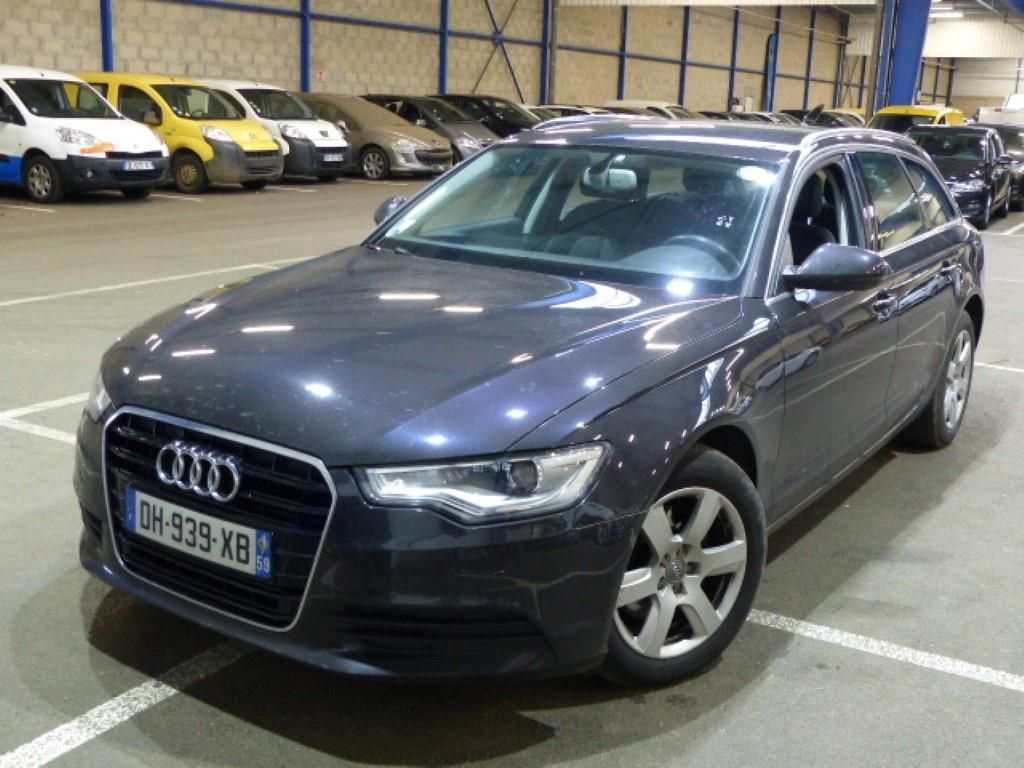 audi a6 avant business 09 2011 09 2014 a6 avant 2 0 tdi dpf 136 business line alcopa auction. Black Bedroom Furniture Sets. Home Design Ideas