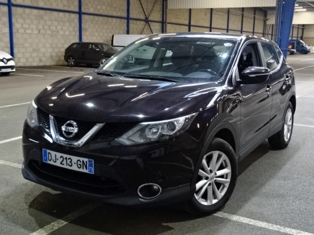 nissan qashqai qashqai 1 5 dci 110 stop start business edition alcopa auction. Black Bedroom Furniture Sets. Home Design Ideas