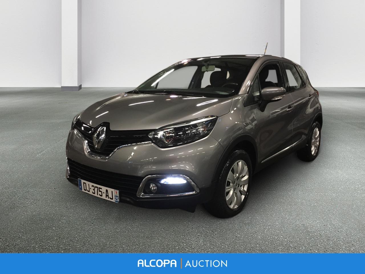 Renault Captur Captur Tce 90 Energy S S Eco2 Zen Alcopa Auction