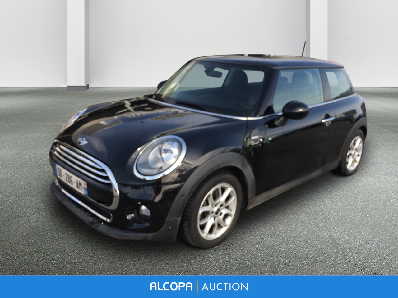 Mini Mini F56 Mini Cooper D 116 Ch Pack Chili A Alcopa Auction