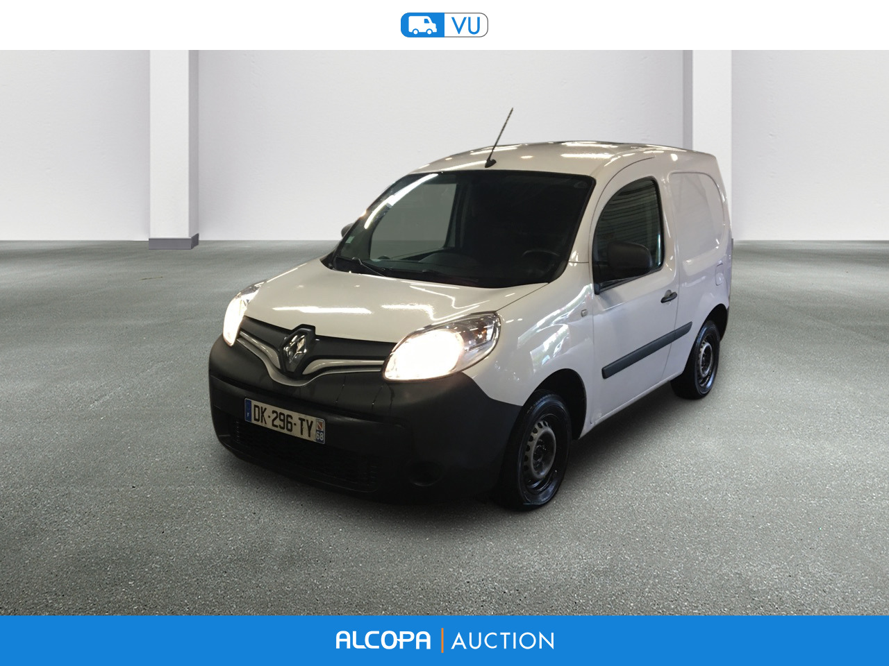 renault kangoo express compact 1 5 dci 75 energy extra r link alcopa auction. Black Bedroom Furniture Sets. Home Design Ideas
