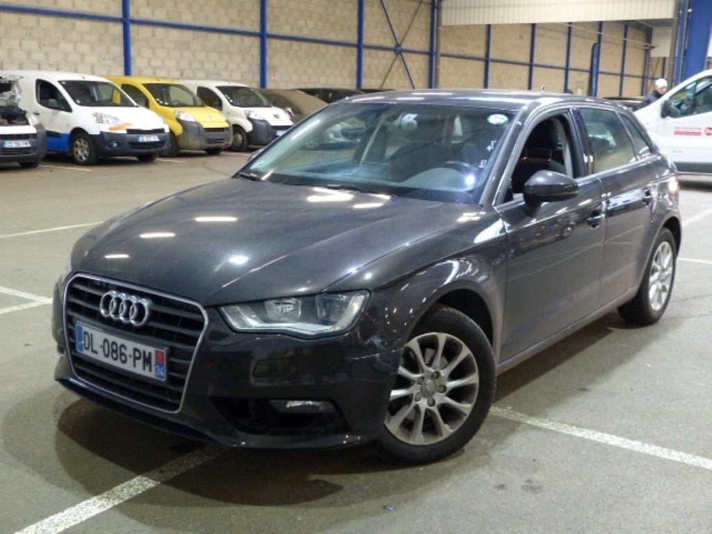 Audi A3 Sportback Business Line >> Audi A3 Sportback Business 09 2012 05 2016 A3 Sportback