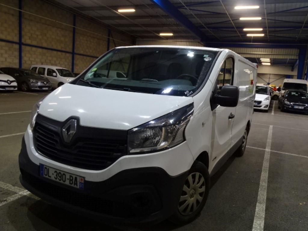 renault trafic fourgon trafic fgn l1h1 1200 kg dci 115 grand confort alcopa auction. Black Bedroom Furniture Sets. Home Design Ideas