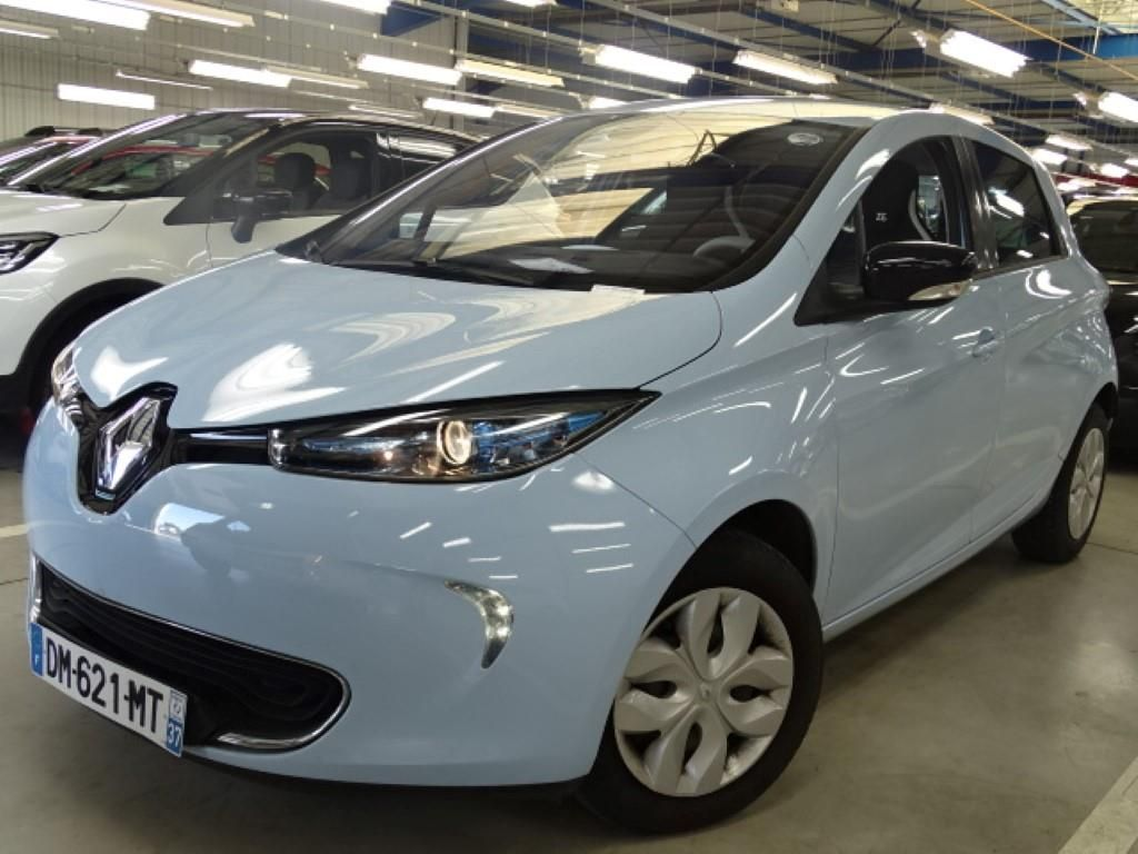 renault zoe zoe life charge rapide alcopa auction. Black Bedroom Furniture Sets. Home Design Ideas