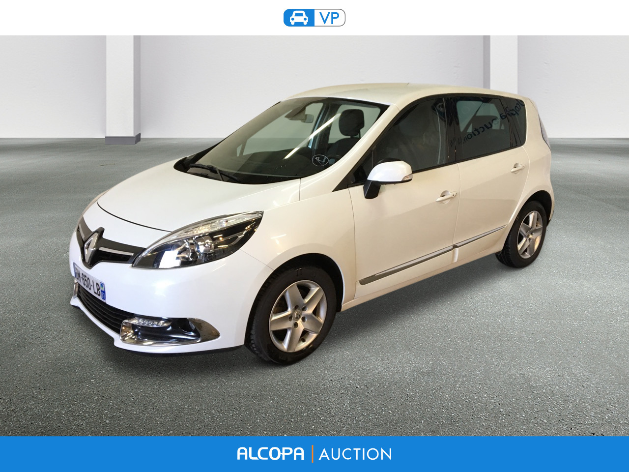 renault scenic scenic dci 130 energy business eco alcopa auction. Black Bedroom Furniture Sets. Home Design Ideas