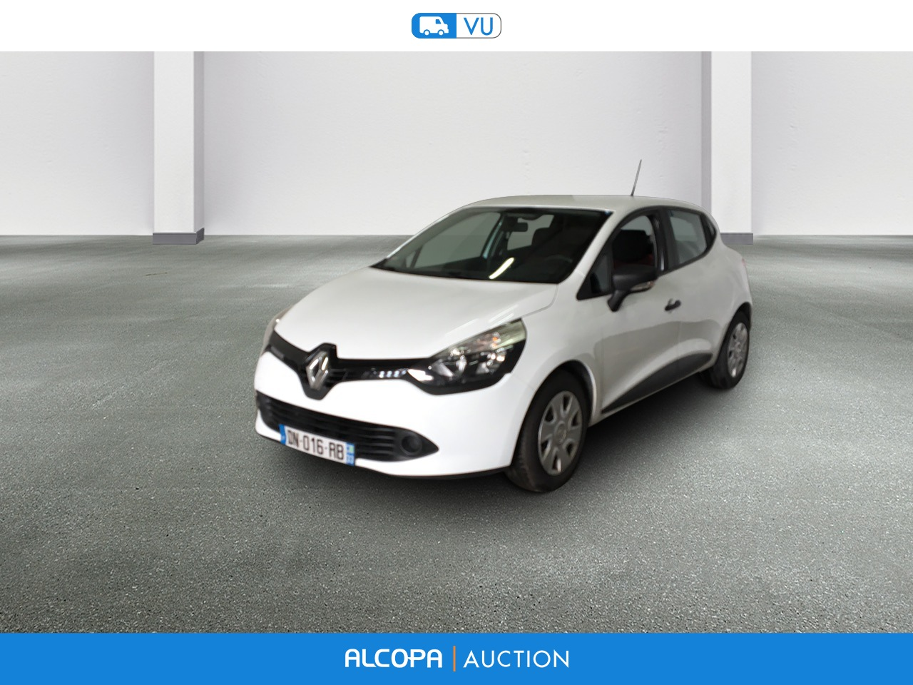 renault clio iv societe 07 2012 09 2016 clio iv societe dci 75 eco2 air 90g alcopa auction. Black Bedroom Furniture Sets. Home Design Ideas