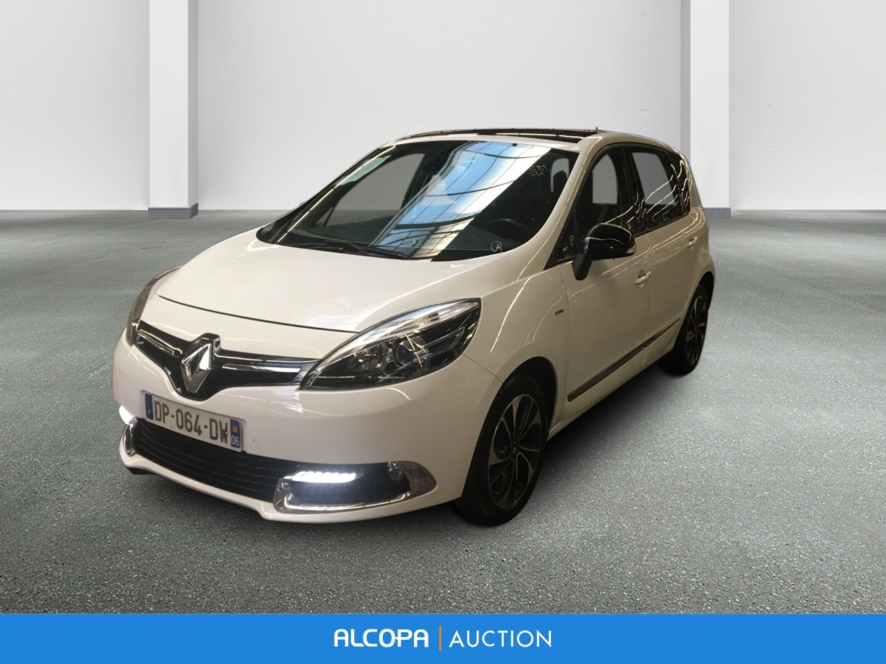 renault scenic iii scenic dci 110 energy fap eco2 bose edition beauvais alcopa auction. Black Bedroom Furniture Sets. Home Design Ideas