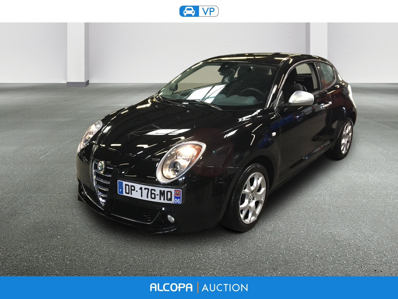 alfa romeo mito 05 2013 12 2016 mito 1 4 mpi 78 start stop edizione alcopa auction. Black Bedroom Furniture Sets. Home Design Ideas
