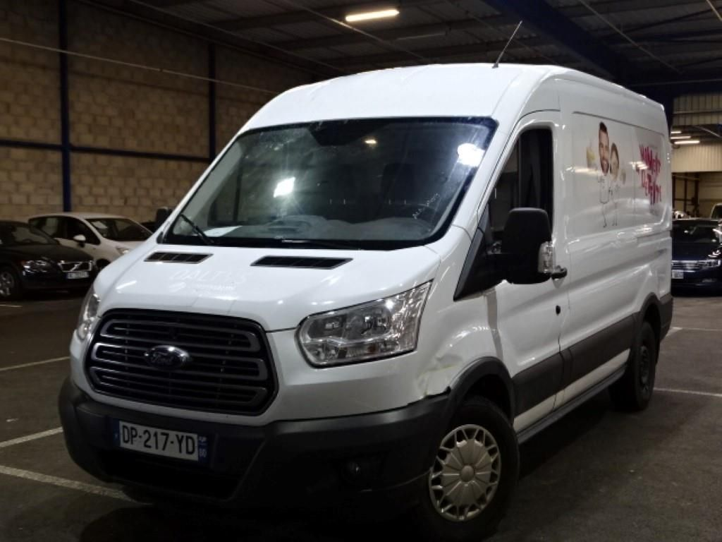 ford transit fourgon transit fourgon t330 l2h2 2 2 tdci 125 trend alcopa auction. Black Bedroom Furniture Sets. Home Design Ideas
