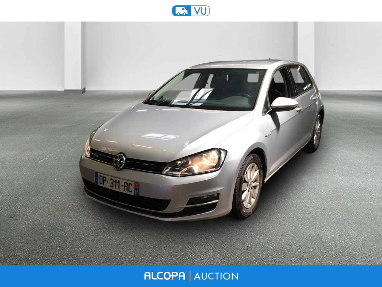 volkswagen golf societe golf societe 1 6 tdi 110 bluemotion technology fap trendline business. Black Bedroom Furniture Sets. Home Design Ideas