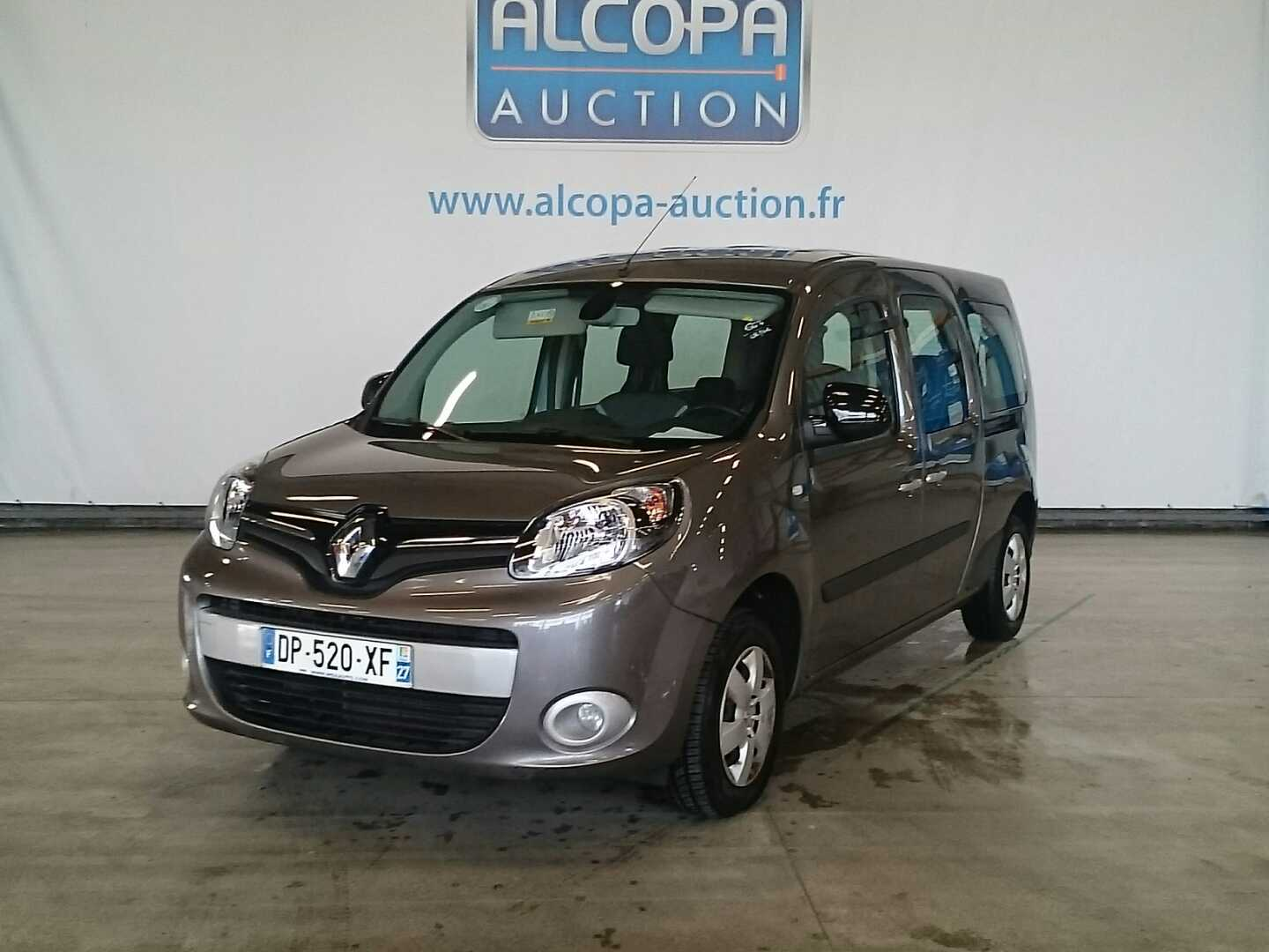 renault grand kangoo 02 2013 grand kangoo 1 5 dci 90 grand intens alcopa auction. Black Bedroom Furniture Sets. Home Design Ideas