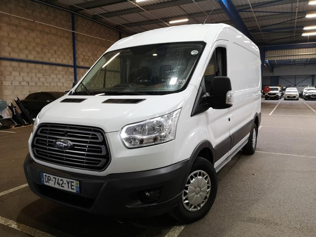 ford transit fourgon transit fourgon t330 l2h2 2 2 tdci 125 trend beauvais alcopa auction. Black Bedroom Furniture Sets. Home Design Ideas