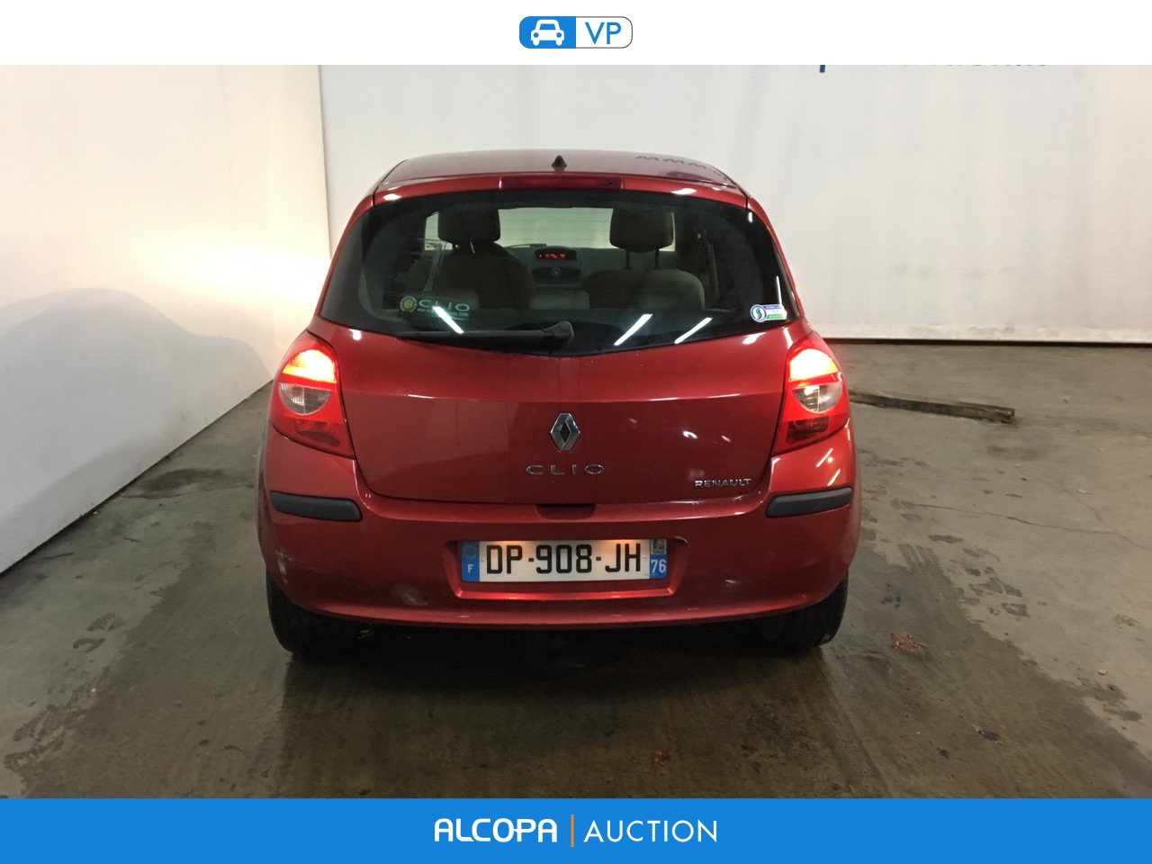 renault clio clio 1 5 dci70 confort expression 5p tours alcopa auction. Black Bedroom Furniture Sets. Home Design Ideas