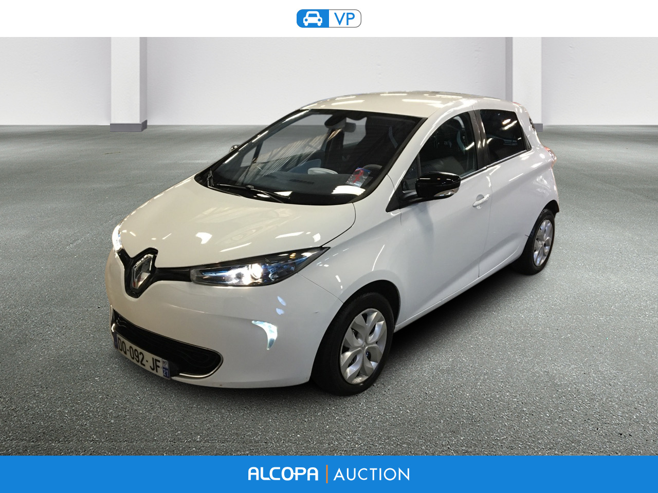 renault zoe zoe life charge rapide type 2 sans contrat batterie nancy alcopa auction. Black Bedroom Furniture Sets. Home Design Ideas