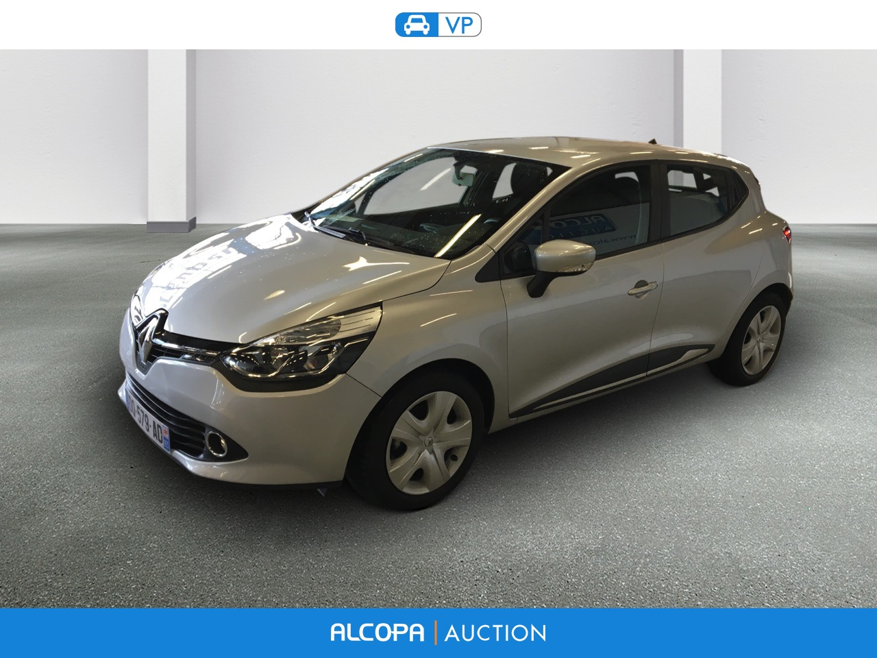 renault clio iv clio iv dci 75 eco2 zen 90g alcopa auction. Black Bedroom Furniture Sets. Home Design Ideas