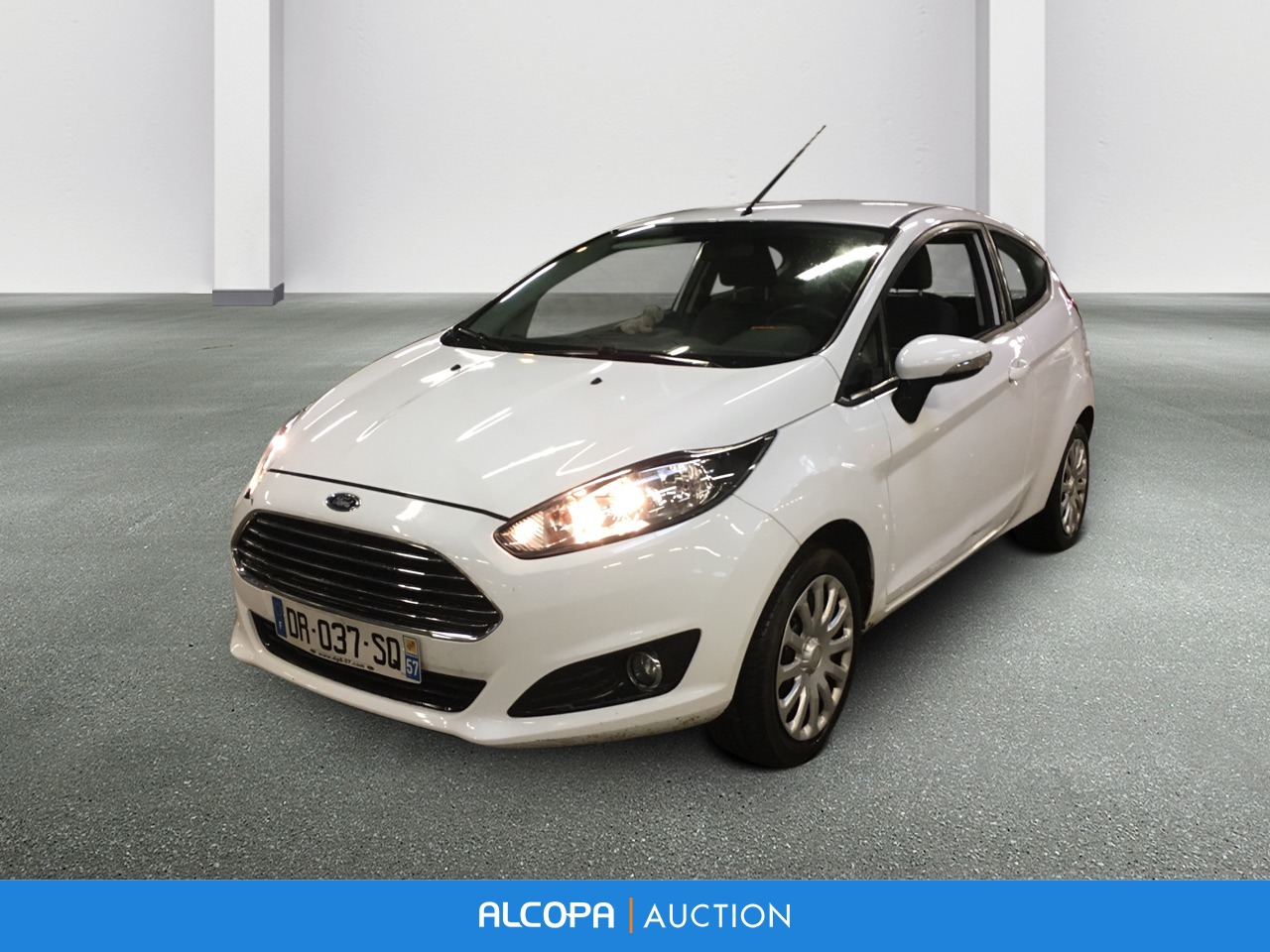 ford fiesta 1 0 ecoboost 100 s s edition alcopa auction. Black Bedroom Furniture Sets. Home Design Ideas