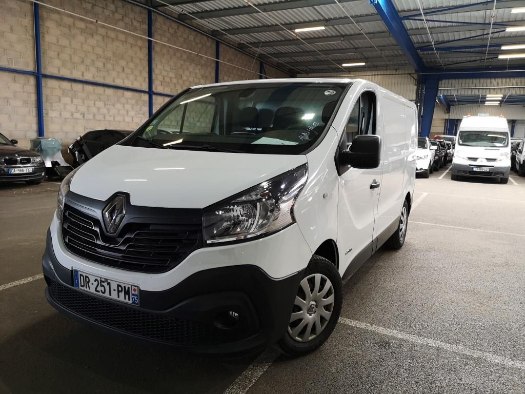 renault trafic fourgon trafic fgn l1h1 1200 kg dci 115 grand confort beauvais alcopa auction. Black Bedroom Furniture Sets. Home Design Ideas
