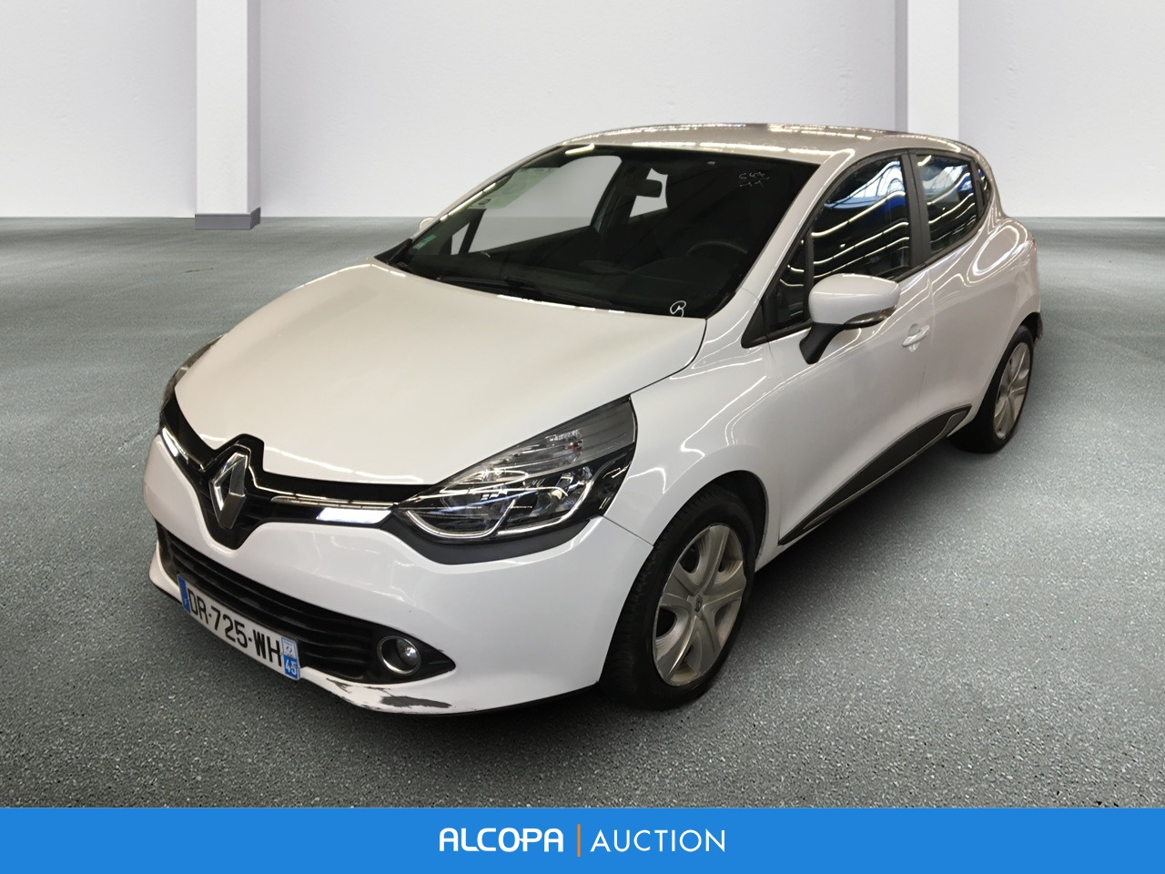 renault clio iv business clio iv dci 75 eco2 90g business alcopa auction. Black Bedroom Furniture Sets. Home Design Ideas